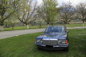Mercedes Μαύρη 1
