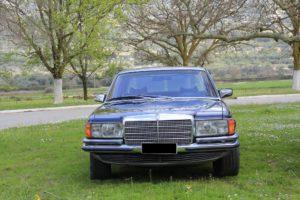 Mercedes Μαύρη 2
