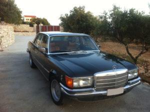 Mercedes Μαύρη 4