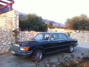 Mercedes Μαύρη 5