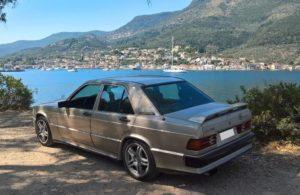 Mercedes Χρυσή 2
