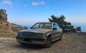 Mercedes Χρυσή 6b