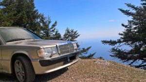 Mercedes Χρυσή 7b
